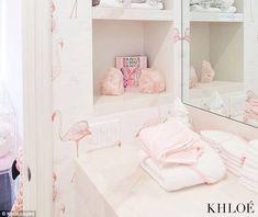 She has an eye for style! Khloe Kardashian showcased True's nursery on Monday and revealed...