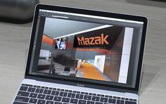 MAZAK BLECHEXPO 2015 on Behance