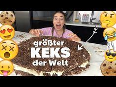GRÖßTER KEKS der WELT / 30.000 Kalorien / 6 kg !! :O | BibisBeautyPalace - YouTube