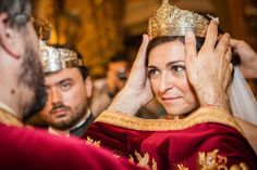 Ortodox wedding - Boda ortodoxa