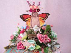 Handmade Faerie Gift Box by flutterbeforeyou on Etsy, $25.00