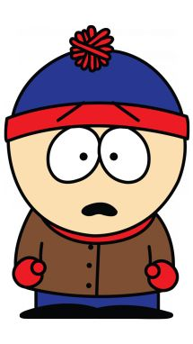 Stan from South Park