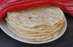How To Make Flour Tortillas From Scratch In 8 Easy Steps