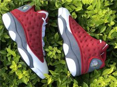 New Air Jordan 13 Red Flint Gym Red 2021 Jordan 13 Red, Houston Rockets, Air Jordans, Sneakers Nike, Gym, Shoes, Shopping, Instagram, Nike Tennis