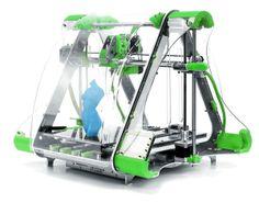 All-in-one ZMorph 3D printer w/ interchangeable heads