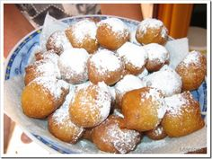 Uštipci, also called Uštipke, are doughnut-like balls popular in Bosnia and Herzegovina, Croatia, Macedonia and Serbia.   In restaurants they might come with jam and kajmak or with cheese thus fulfilling the role of breakfast staple or desert or even a main course. They can also have other ingredients in them which most commonly are apple, pumpkin, but and even meat and cheese are possibilities. They are eaten with tea or coffee and also as a dessert. They can go well with jams and nutella.