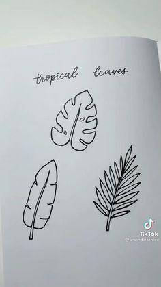 @amandarachlee on tiktok #tiktok #doodle #art #bujo Easy Doodles Drawings, Easy Doodle Art, Simple Doodles, Bullet Journal Mood Tracker Ideas, Bullet Journal Ideas Pages, Bullet Journal Inspiration, Creating A Bullet Journal, Bullet Journal Writing, Bujo Doodles