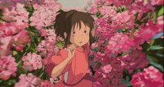 spirited away. I always loved this scene. Still trying (and failing) to find a gif of haku's back in this scene, i thought that part was really cool!