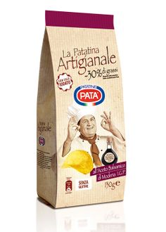 Patatina artigianale Pata all'aceto balsamico. Balsamic vinegar natural chips <3  https://www.facebook.com/pages/Pata-Snack/284479758381857