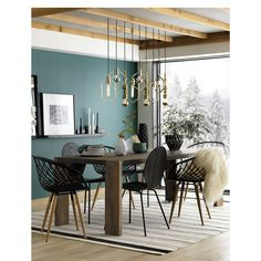 Chair(s) combo I sable black chair | CB2