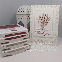 Neutral Thank You – inkybutterfly
