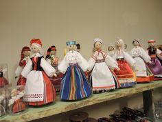 Estonian dolls