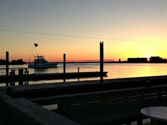 Heading home after a great day in Beaufort, North Carolina.  (Photo by Betsy Cartier)