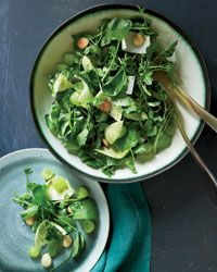 #Vegan Watercress Salad with Verjus Vinaigrette Recipe from Food & Wine