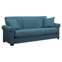 A versatile addition to your living room or guest suite, this classic Lawson-style sleeper sofa makes the perfect canvas for bright pillows and a cozy throw�...