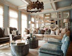 Marlo Hampton Living Room