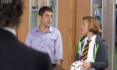 Waterloo Road There were gasps of horror, Tom Clarkson got suspended and Waterloo Road are going to be stripped of their win. Waterloo Road, Football Boys, First Night, Horror
