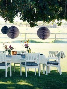 Garden party inspiration!