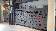 Cerramiento de chapa calada, de Divo Metal. Diseño exclusivo y contemporaneo