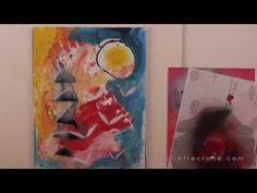 Art Journaling with Juliette Crane - YouTube