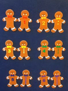 Storytime ABC's: Gingerbread Friends