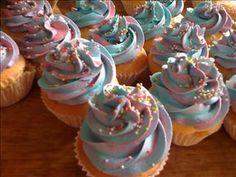 Toegegeven, een uitstapje naar Leiden, maar meer dan waard. Little Miss cupcake. Was een groot succes op Pien's eerste verjaardag!