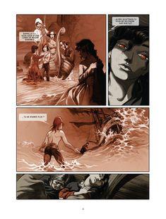 Frenetic Arts - Bandes dessinées - Critique Sambre T6 par Yslaire