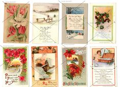 15 POSTCARD Antique Vintage = Happy New Year 1908 to 1923 w 1c + 2c stamps ART  | eBay For Sale in my Ebay store. #friends #friendship #connecting #beautiful #bouquets #roses #vintage #postcards #greetings #1900s #stamps #stampcollecting #postcard #collecting #ephemera #victorianscrap #scrapbooks #makers #repurpose #crafters #paper #antiques #designs #flowers #bouquets #kindness #happythoughts   MaxRainet.com