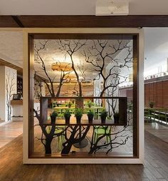 Raumteiler Raumteiler Contemporary Room Dividers That Will Add Style To Your Home Wood Partition, Room Partition Designs, Living Room Partition, Partition Ideas, Living Room Divider, Wall Design, House Design, Divider Design, Design Room