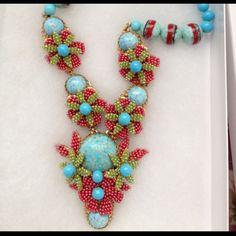 Vintage Stanley Hagler necklace.