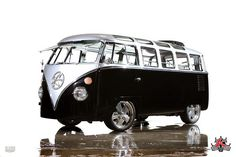VW 23 Window Bus - OK, this is pretty cool...