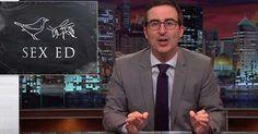 Este presentador creo el video educación secual perfecto. No podrás dejar de reír