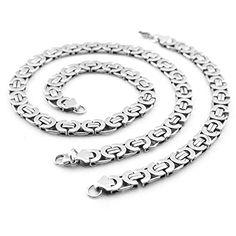 Hpolw Men 316l Stainless Steel Byzantine Bracelet Necklace Sets Hpolw http://www.amazon.com/dp/B00Y2R9T0Y/ref=cm_sw_r_pi_dp_dks4vb1Y86XM0