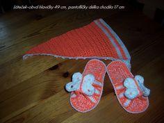 šátek a pantoflíčky-moje tvvoření Flip Flops, Sandals, Women, Fashion, Slide Sandals, Moda, Sandal, Fashion Styles, Beach Sandals