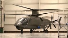 The Sikorsky X2 Helicopter, Top Speed 260 Knots/ approximately 300mph