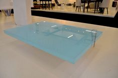 Pool Table by Marcus Beck and Simon Macro of Freshwest Design