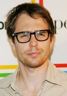 Sam Rockwell - love this guy in every movie I've seen him in.