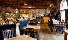 Restaurant: The Goods Shed