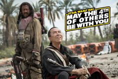 May the 4th of others be with you!  I am one with the 4th and the 4th is with me, I am one with the 4th and the 4th is with me, I am one with the 4th and the 4th is with me, I am one with the 4th and the 4th is with me, I am one with the 4th and the 4th is with me... Happy Star Wars Day Everyone!