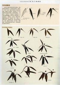 Composición cuartetos de hojas