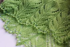 Ravelry: raamat's ONCE UPON A LEAF