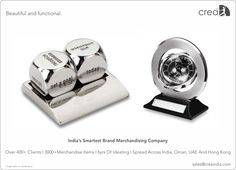 Decision Maker Gifts from Crea. India's smartest brand merchandising company.