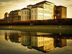 "Reggia di Venaria: In the summer, the ""Versailles of Italy"" hosts elegant evening events"