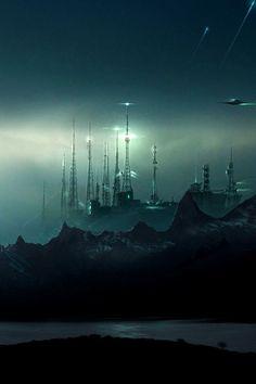 cool Fond d'écran science fiction hd - 175