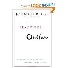 Love this writer...In this book Eldredge makes us take a look at who Jesus was as a man, not just as diety.
