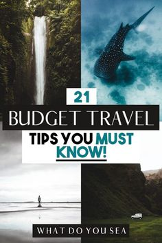 Use these tips for traveling on a budget, finding budget travel destinations, the cheapest destinations to travel to, and how to make the most out of your travel budget! Don't travel anywhere without these budget travel tips! #budgettravel #budget