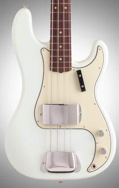 Fender American Vintage '63 Precision Bass, Sonic Blue.