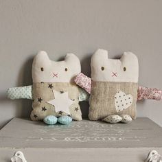 Roxy Creations: Sweet sweet bunny softies