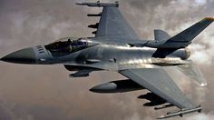 F-16 Fighting Falcon.