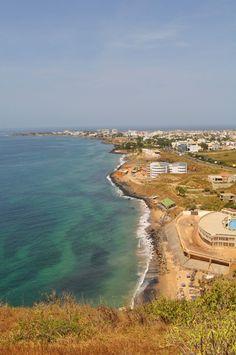 The Lighthouse - Phare Les Mamelles - Dakar